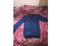 River island men's jumper Size XS