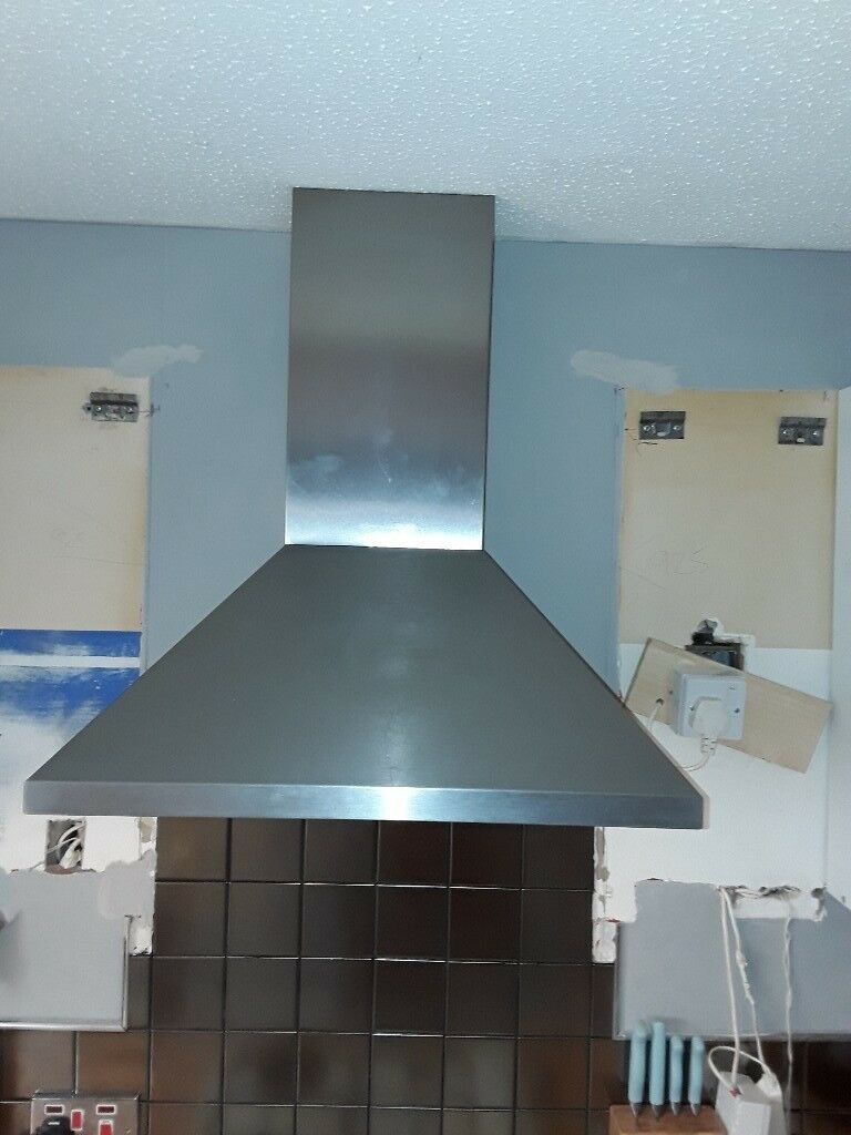 Kitchen hood extractor fan | in New Milton, Hampshire | Gumtree