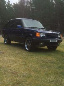 Range Rover P38 Diesel,Manual