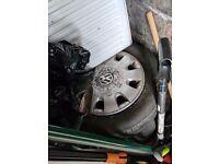 volkswagen tyres x4