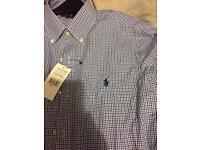 Ralph Lauren shirt brand new never worn !!!!