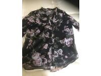 Brand new river island blouse