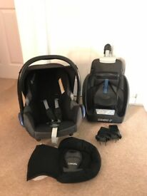Uppababy vista travel system 2012 in good used condition