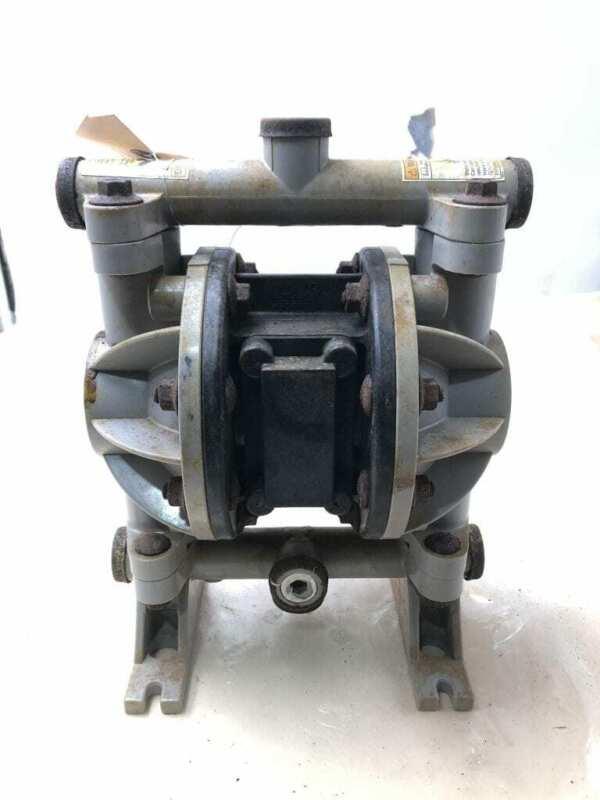 "Ingersoll-Rand ARO 6605J-3EB 1/2"" Santoprene Air Double Diaphragm Pump 100PSI"