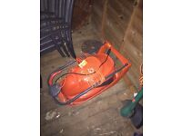 Flymo HoverVac 280 + strimmer