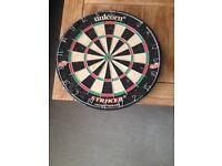 unicorn striker dart board (used)