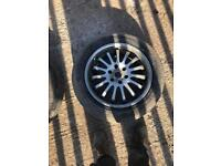 Alloys came of a l200 pick up 20inch rims