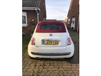 2010 Fiat 500C 1.4 Lounge Convertible