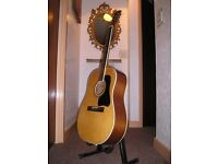 70's Vintage Japan Acoustic Guitar - Gibson copy - stunning - offers / swaps considered