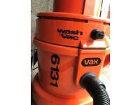 Vax vacuum, carpet shampoo multi function
