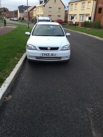Astra 17dti Just serviced 6 months MOT Ready for the winter
