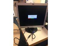 HP L1706 LCD Monitor