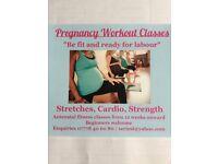 Antenatal fitness workout
