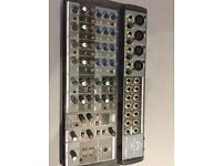 Wharfdale connect mixer