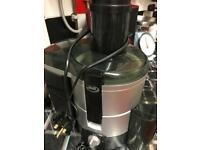 Juicer few times used