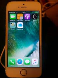 Iphone 5s locked to EE