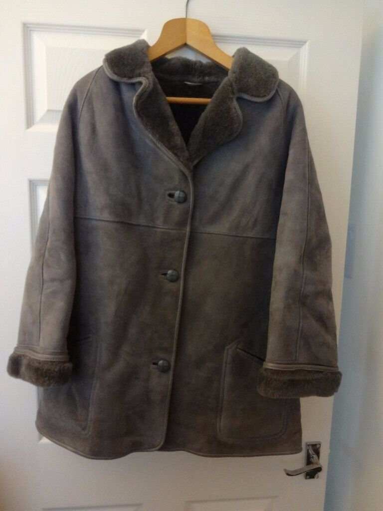 Ladies' Lakeland Sheepskin Coat | in Tavistock Devon | Gumtree