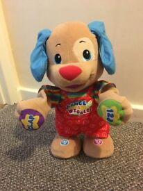 Fisher Price Dance and Play Puppy