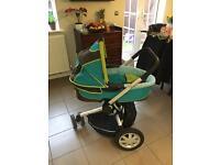 Quinny Buzz 3in1 Baby Pram Pushchair Maxi