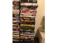 Collection of 60+ DVDS inc Disney