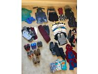 Boys bumper clothing bundle 18-24 months