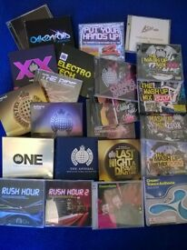 MINISTRY OF SOUND & DANCE/TRANCE/HOUSE CDs