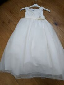 Beautiful girls bridesmaid/formal/occasion dress age 5 years