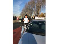 £22.50 AUTOMATIC or MANUAL in barking Area Driving lessons 10 year experience , I'm a grade 6 ADI