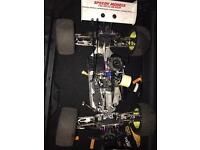 HPI RACING RC NITRO FUEL CAR have listed price but can go cheaper if sensible offer
