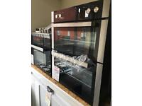 Built under electric double oven new graded 12 month gtee