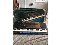 Vintage/retro Yamaha electronic keyboard