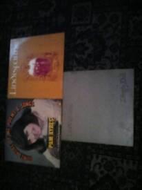 JONI MITCHELL/LINDISFARNE INCLUDED IN FOLK ROCK / TRADITIONAL FOLK LP'S