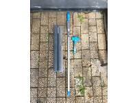 Refina plasterers Spat, Handle & Pole