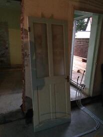 """30"""" half glazed internal door"""
