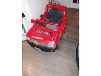 Kids 12v electric car