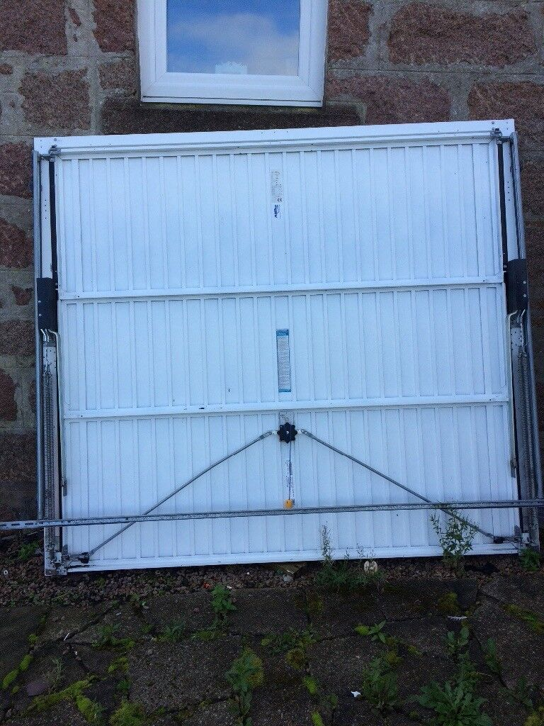Alpha Garage Door In Peterhead Aberdeenshire Gumtree