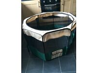 Puppy/small dog/rabbit Play pen