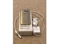 Samsung Galaxy S6 Edge - Imacculate Condition