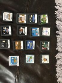 nintendo 3ds mint condition with 20 games xxl