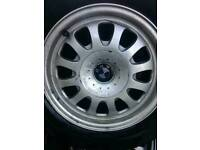 """BMW 15"""" Alloy wheels"""