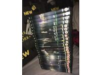 CSI box set seasons 1-4