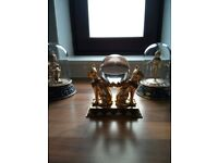 Franklin Mint collectable - The Crystal Ball of Bast