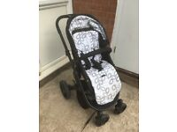 Kiddicare Iona pushchair