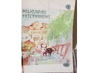 Manga, 50 centimetres/ Milkyway Hitchhiking