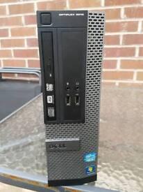 Dell 3010 , i5 3470 , 8gb ram , 180gb ssd