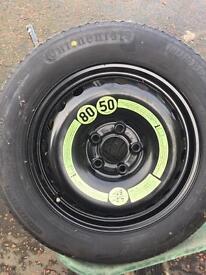 Space saver wheel £30 Mercedes NEW