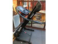 Reebok Zr9 running machine & Z9 elliptical cross trainer
