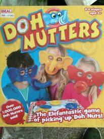 Doh Nutters Game Brand New