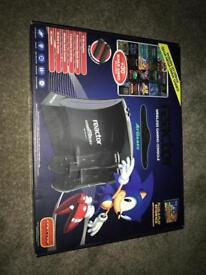 Sega Megadrive Reacter