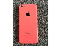 iPhone 5c 8GB in pink